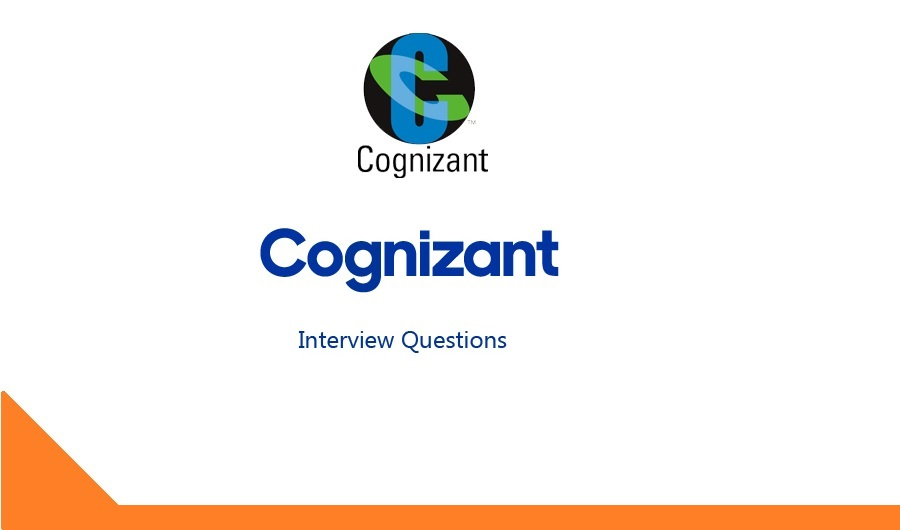 Cognizant Interview Questions for Freshers - Aptitude
